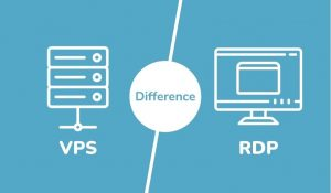 Difference Between VPS and RDP
